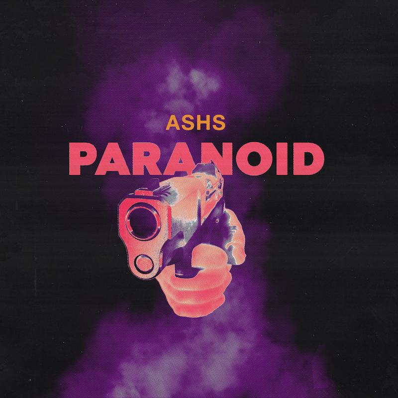 ASHS + Paranoid cover