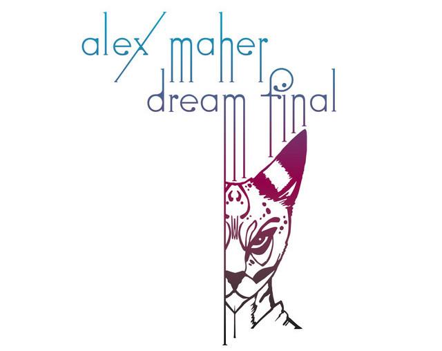 """Alex Maher - """"Dream Final"""" Single Artwork"""