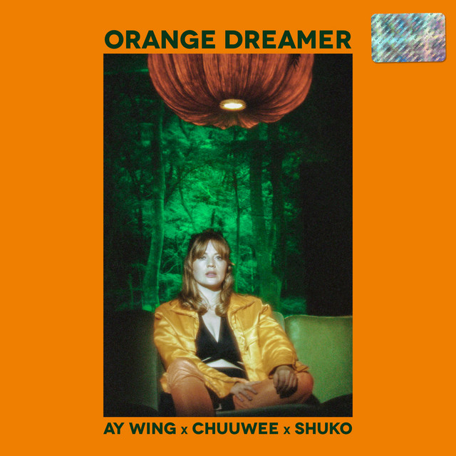 "Ay Wing - ""Orange Dreamer"" cover"