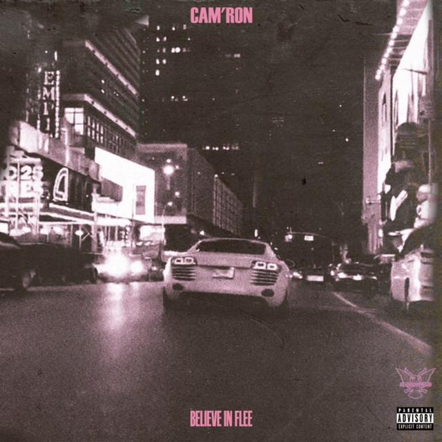 "Cam'Ron - ""Believe in Flee"" cover"