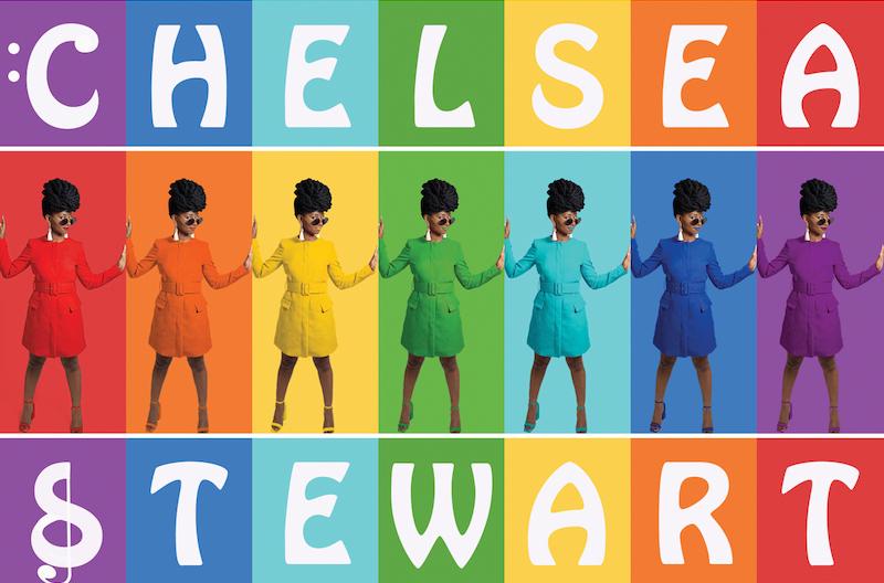 Chelsea Stewart album front cover
