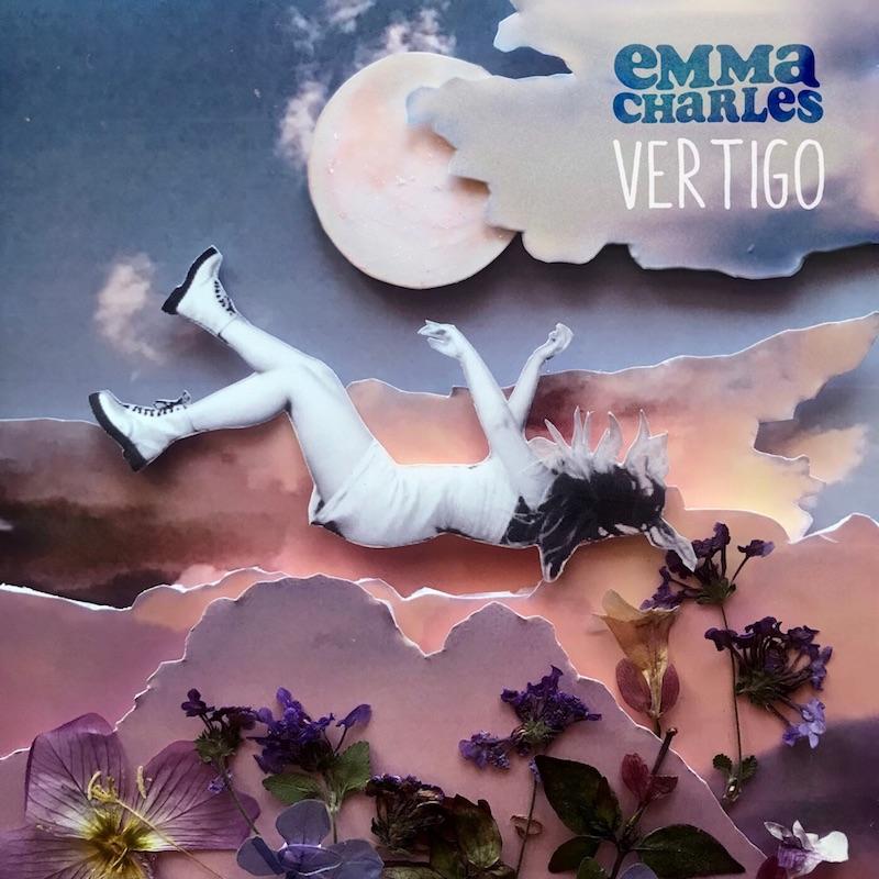 """Emma Charles - """"Vertigo"""" cover"""