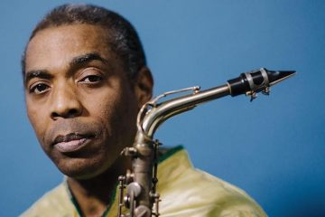 Femi Kuti press photo