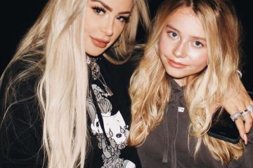 Haley Sullivan + Tana Mongeau photo
