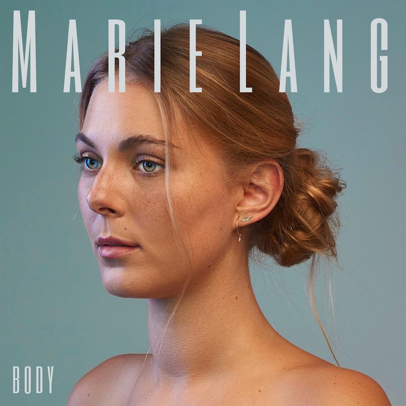 Marie Lang - Body EP cover by Mahir Jahmal