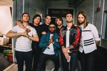 Maroon 5 press photo