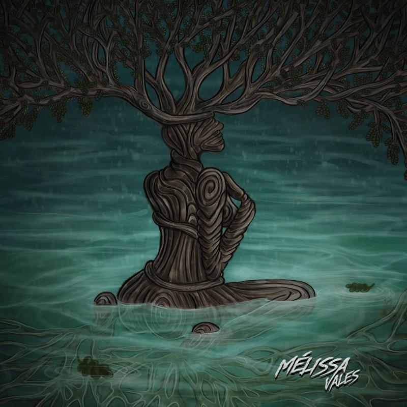 "Mélissa Vales - ""Deep"" cover"