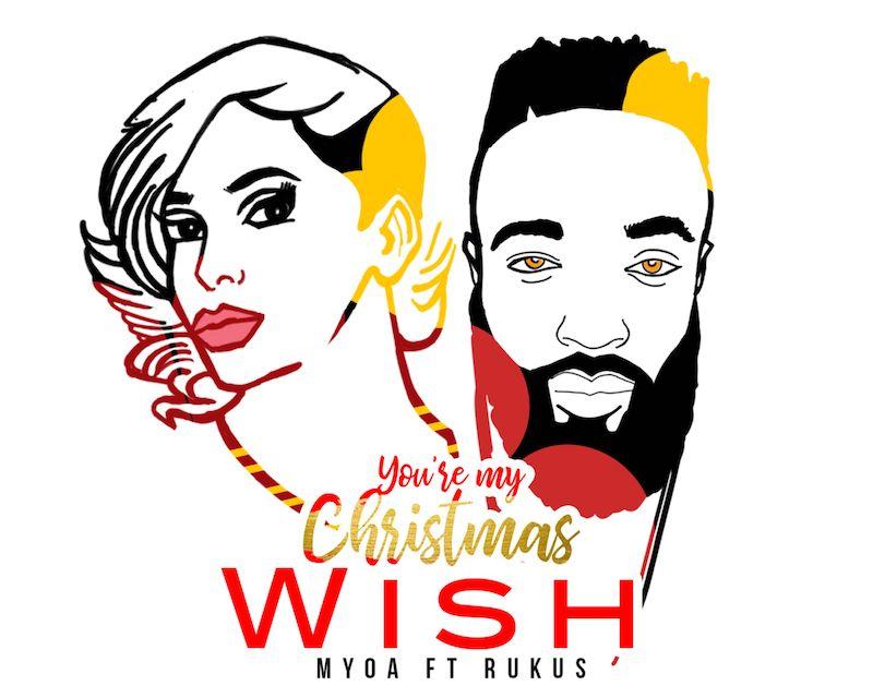 "Myoa - ""You're My Christmas Wish"" cover"