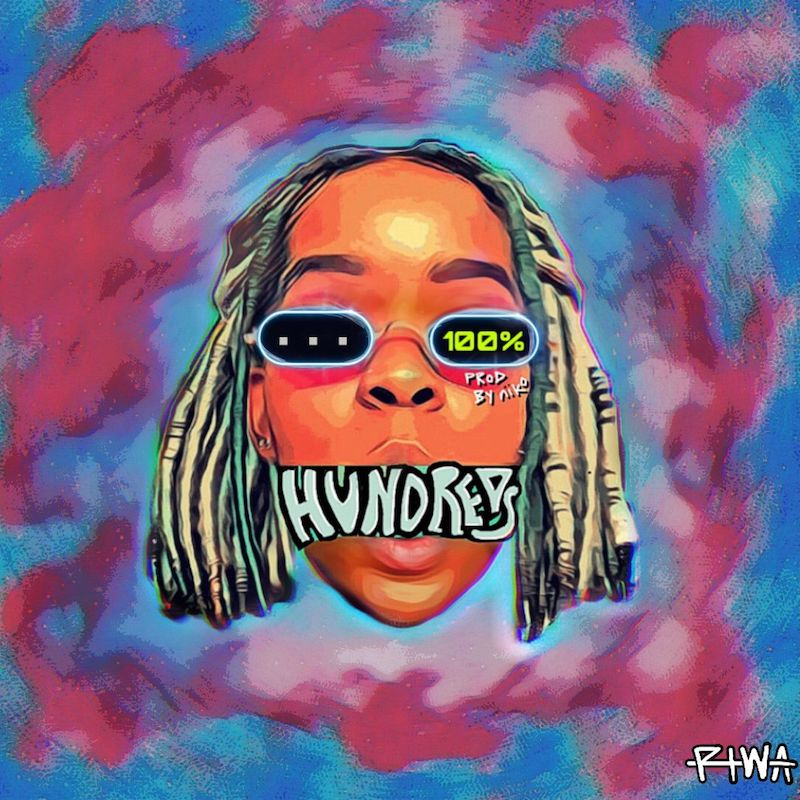 """PIWA - """"Hundreds"""" cover"""