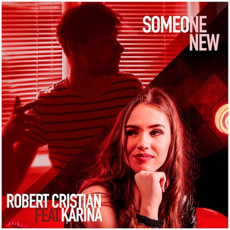 "Robert Cristian - ""Someone New"" cover"