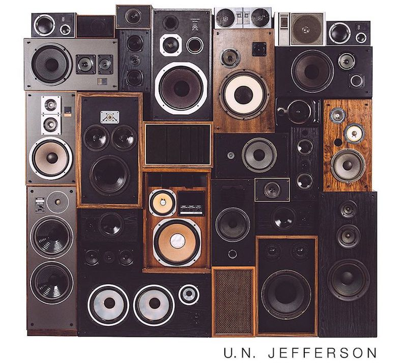 U.N. Jefferson album cover
