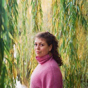 Alexia Chambi press photo by Sakura Katsuura