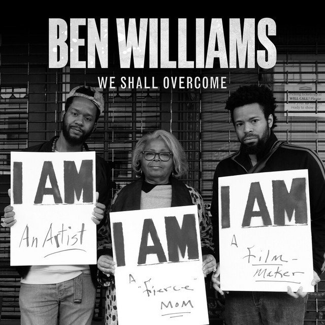 "Ben Williams - ""We Shall Overcome"" cover"