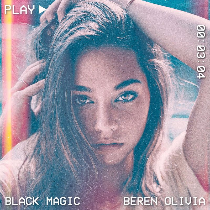 "Beren Olivia - ""Black Magic"" cover"
