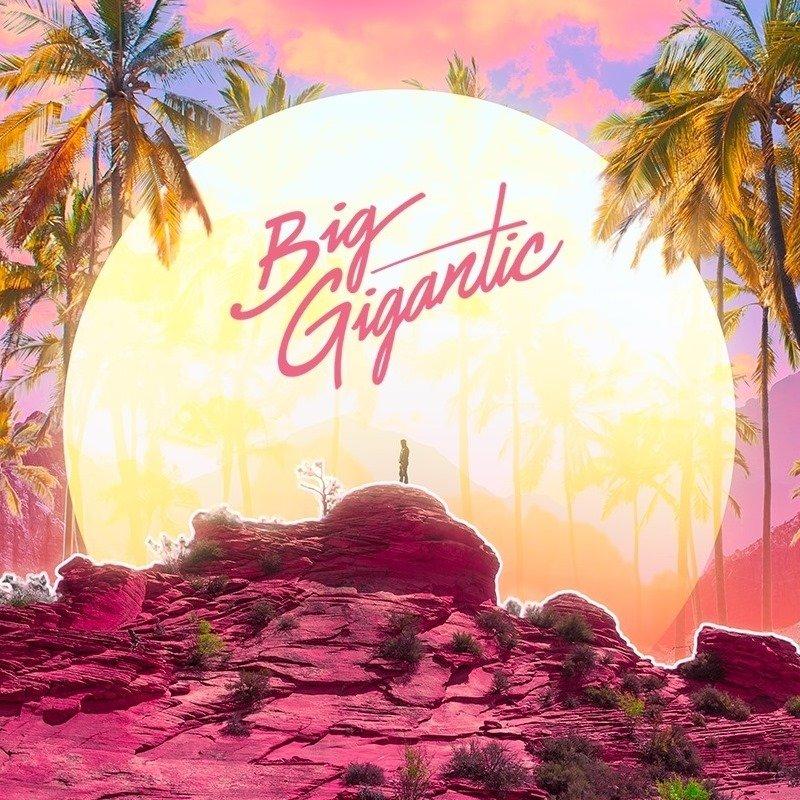 """Big Gigantic - """"Free Your Mind"""" album cover"""