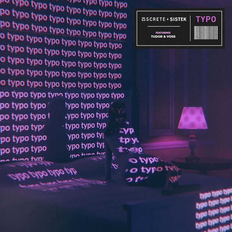 Discrete, Sistek - Typo cover art