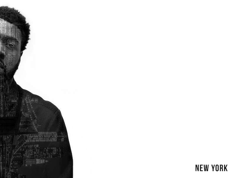 "Jake Isaac - ""New York"" cover art"