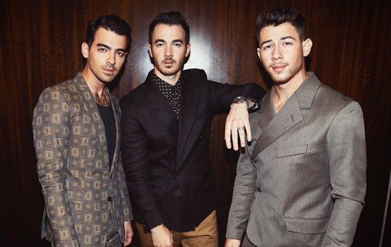 Jonas Brothers press photo