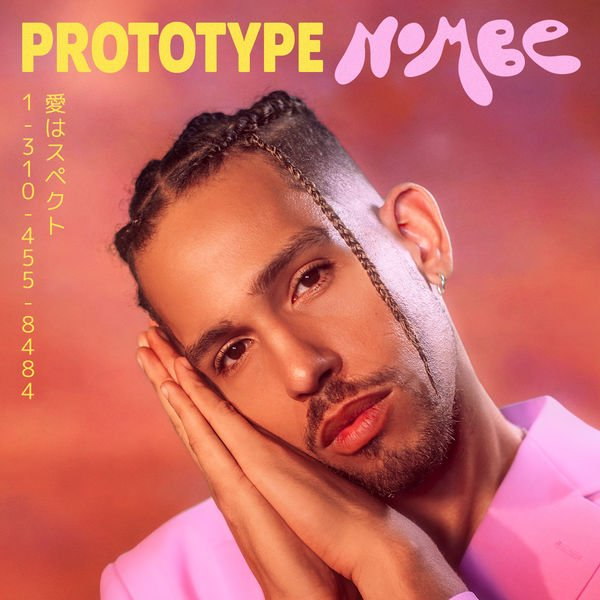 "NoMBe - ""Prototype"" cover"