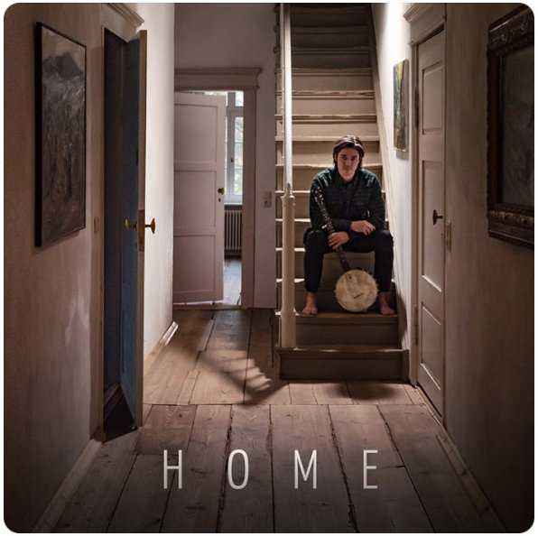 "Unknown Neighbour - ""Home"" single cover"