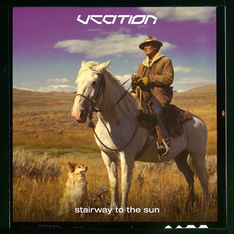 "VCATION - ""Stairway to the Sun"" cover"