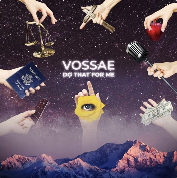 Vossae - Do That For Me cover
