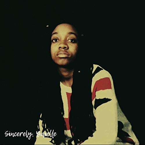 "Yaielle Golden - ""Sincerely, Yaielle"" cover"