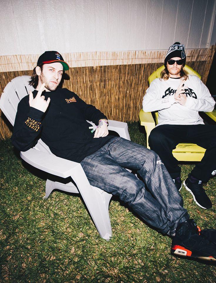 Zeds Dead press photo