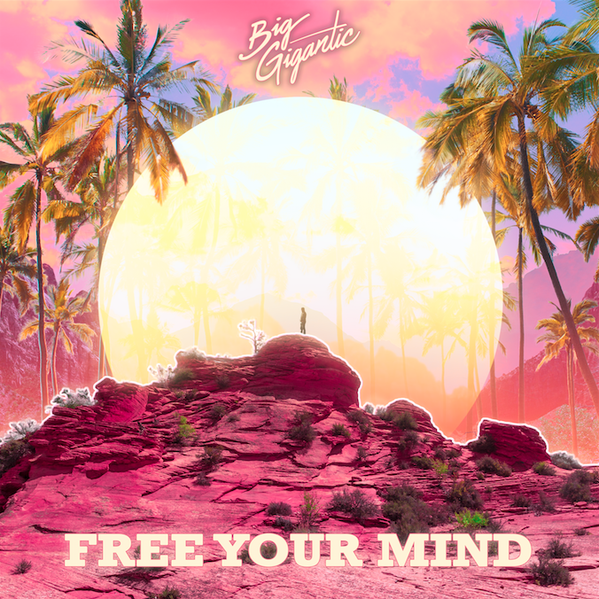 """Big Gigantic - """"Free Your Mind cover"""