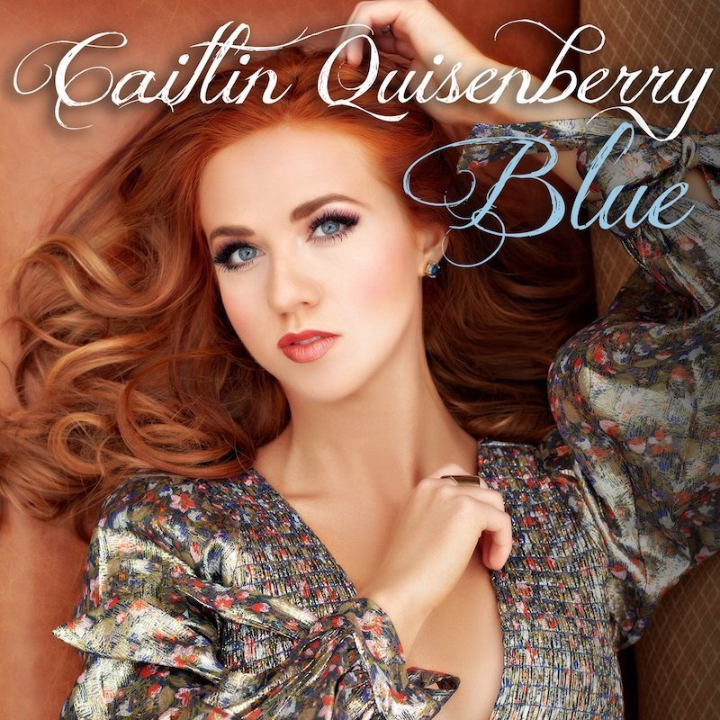 Caitlin Quisenberry - Blue cover
