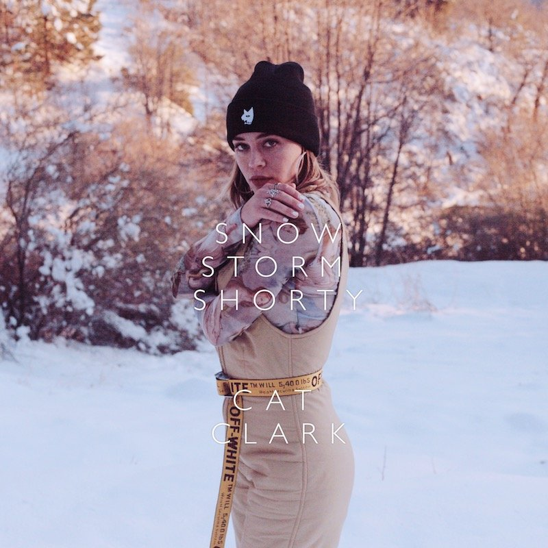 "Cat Clark - ""Snowstorm Shorty"" cover"