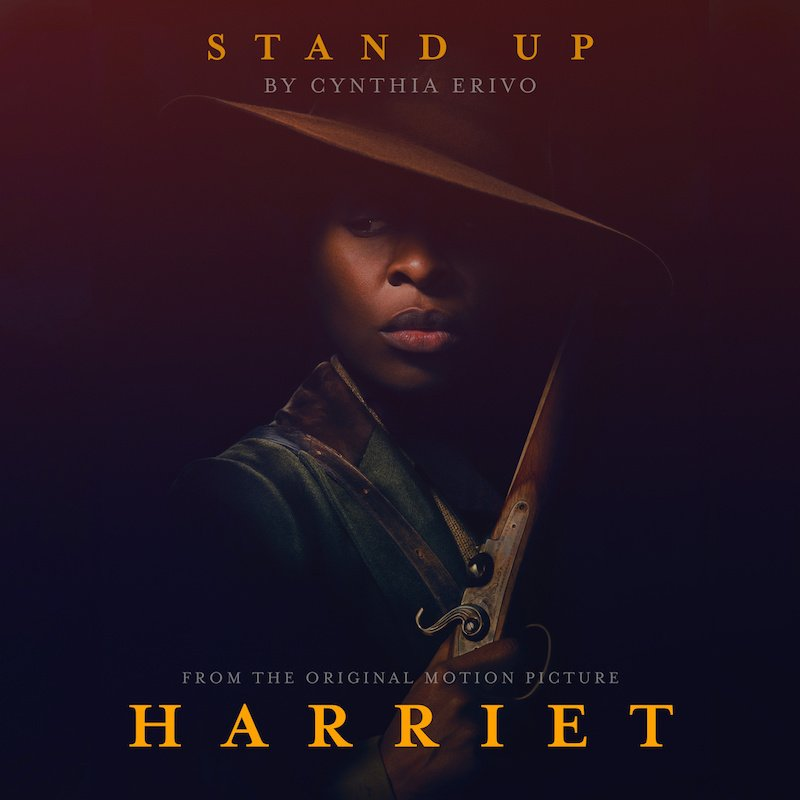 """Cynthia Erivo - """"Stand Up"""" cover"""