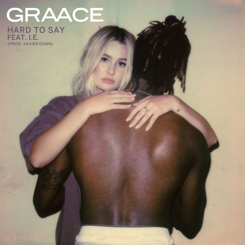 "GRAACE - ""Hard to Say"" cover"