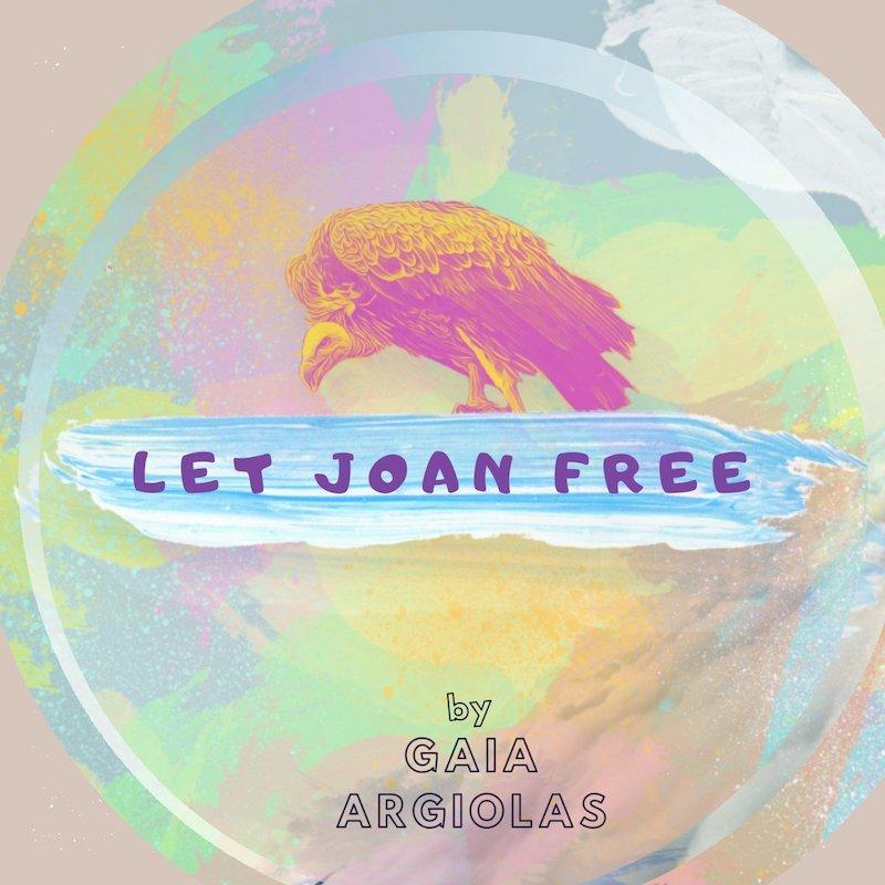 "Gaia Argiolas – ""Let Joan Free"" cover"