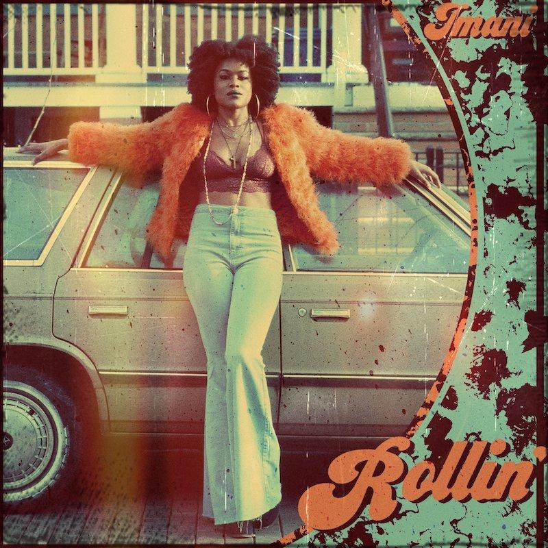 """Imani - """"Rollin'"""" cover"""