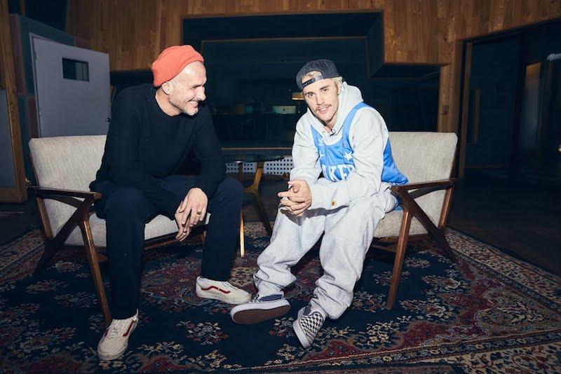Justin Bieber & Zane Lowe