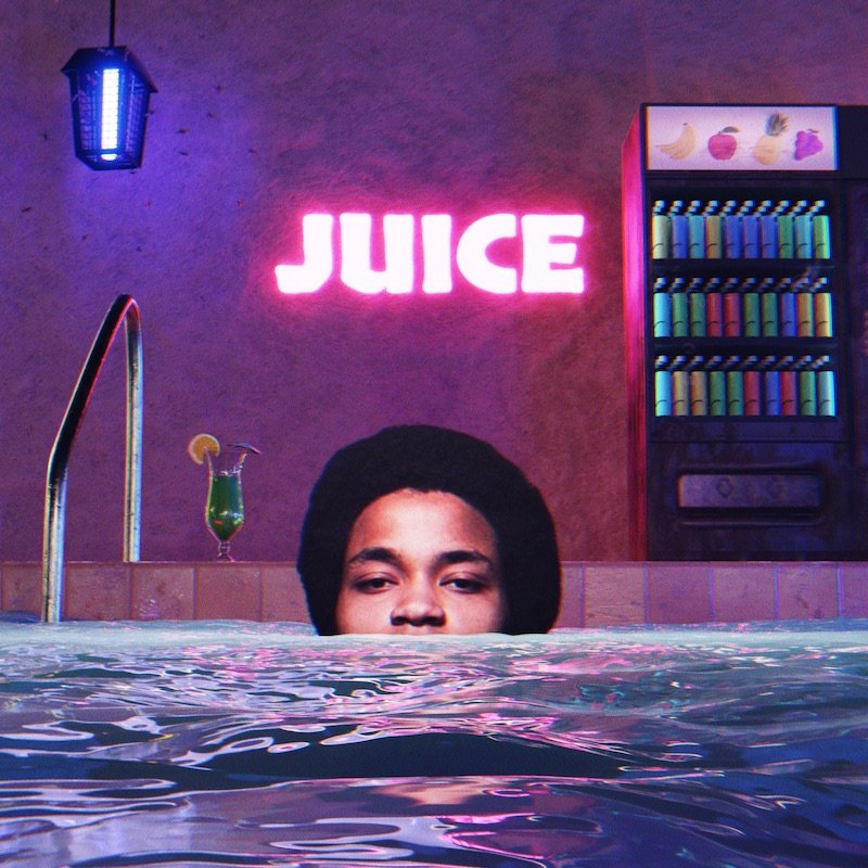 """Karma Knows – """"Juice EP cover"""
