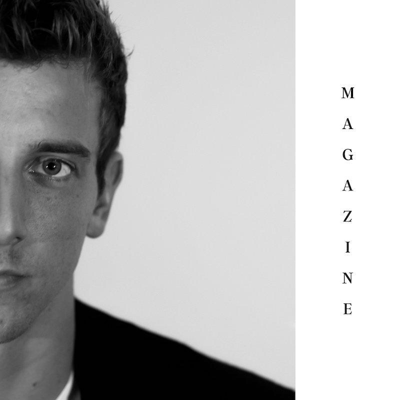 Kayden McCarthy - Magazine cover