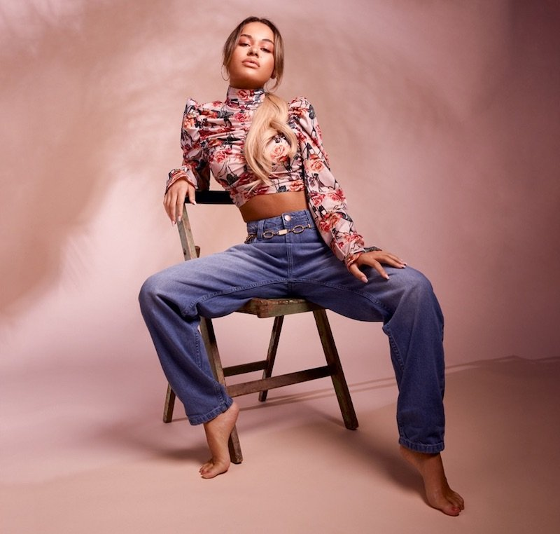 Kiara Nelson - Adore You press photo