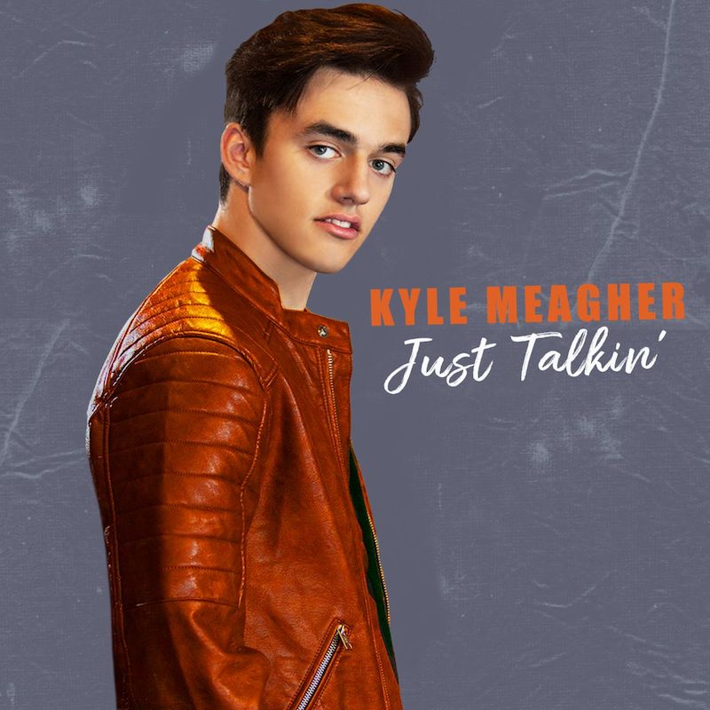 "Kyle Meagher – ""Just Talkin'"" cover"