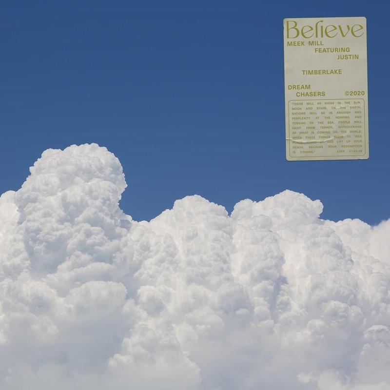 "Meek Mill - ""Believe"" cover"