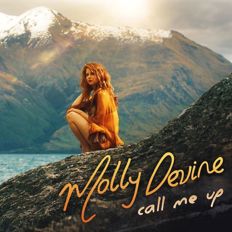 "Molly Devine - ""Call Me Up"" cover"