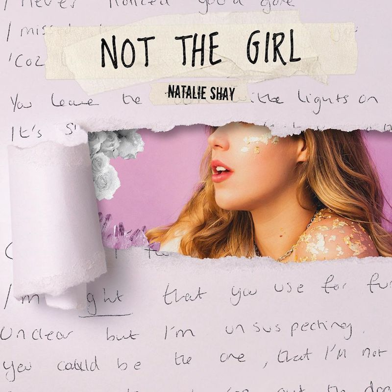 """Natalie Shay - """"Not the Girl"""" cover"""