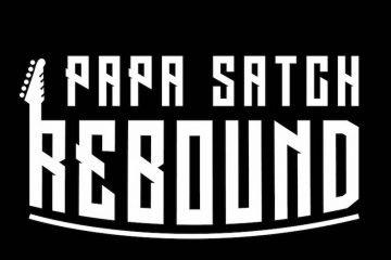 """Papa Satch - """"Rebound"""" banner"""