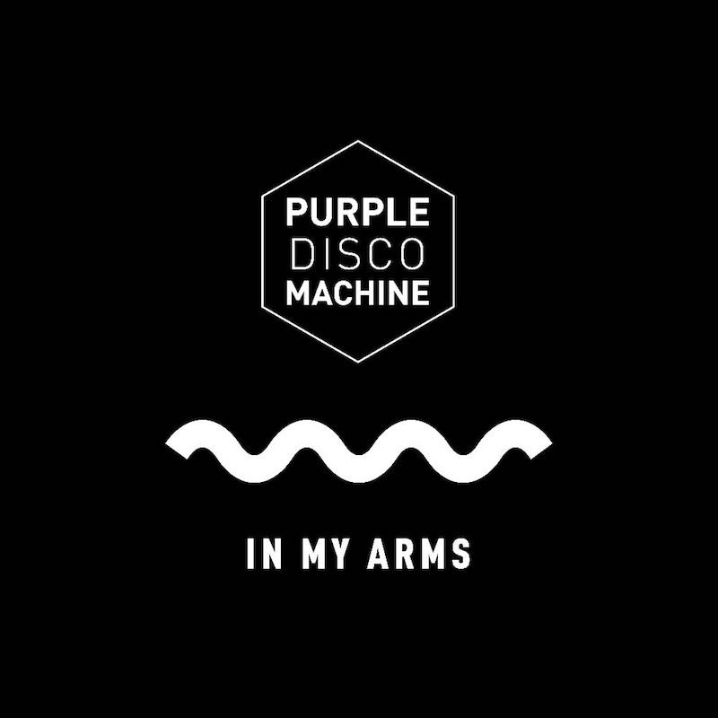 """Purple Disco Machine – """"In My Arms"""" cover"""