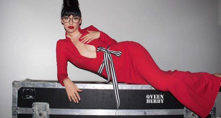 Qveen Herby press photo