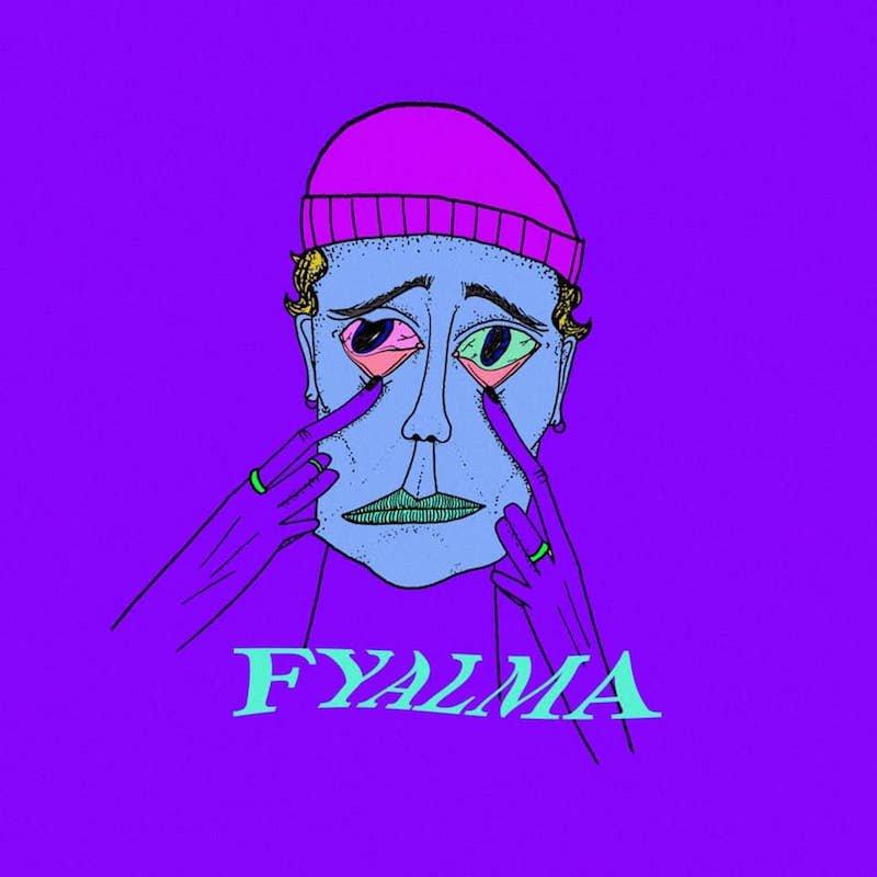 "Ruben Dawnson - ""Fyalma"" cover"