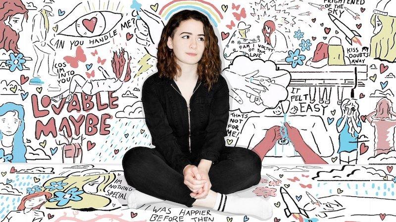 """Sara - """"Lovable Maybe"""" photo"""