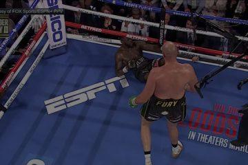 Tyson Fury stops Deontay Wilder