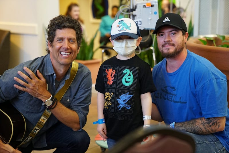 Better Than Ezra Frontman Kevin Griffin Joins Musicians On Call In Celebrating The Healing Power Of Music In New Orleans